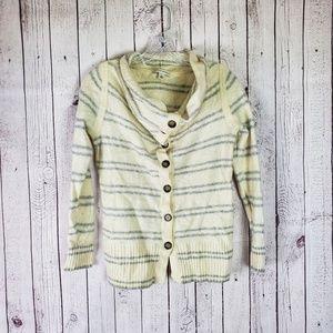 Banana Republic Wool Cashmere Blend Sweater Medium